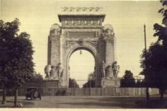 ARCUL DE TRIUMF (in trecut)